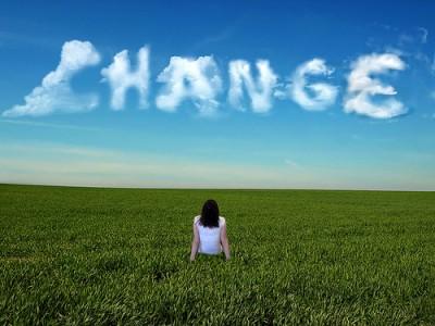 Making a CHANGE